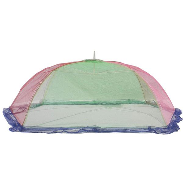 Umbrella Type Multi Colour Baby Mosquito Net