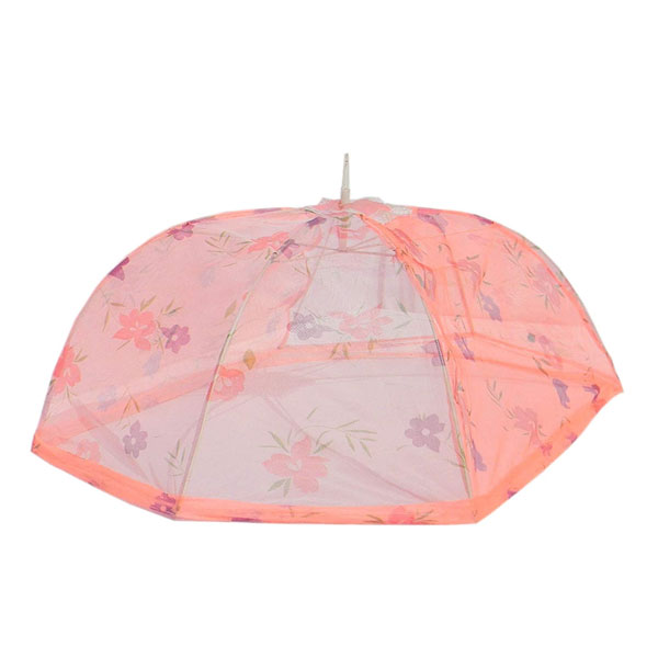 baby's umbrella type printed mosquito