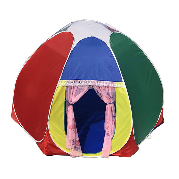 Hexagonal Igloo Type Popup Kids Toys Play Tent House