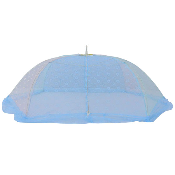 Embroidered Polyester Baby Mosquito Net